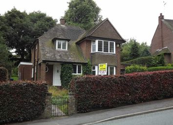 Thumbnail 3 bedroom detached house to rent in Westwood Park Drive, Leek