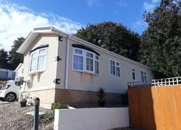 Thumbnail 2 bed mobile/park home for sale in Folly Lane, Uphill, Weston-Super-Mare