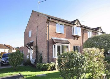 Thumbnail 4 bed semi-detached house for sale in Wicks Drive, Chippenham, Wiltshire
