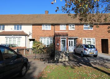 Thumbnail 2 bed terraced house to rent in Chatteris Avenue, Romford, Essex