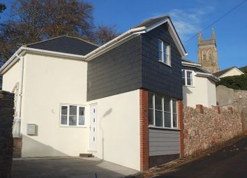 Thumbnail 3 bed detached house for sale in Greenway Terrace, Priory Road, Torquay