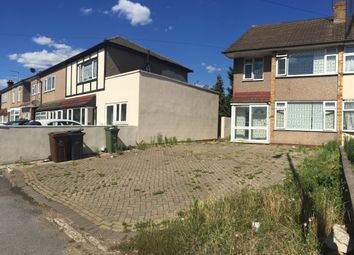 Thumbnail 4 bed semi-detached house for sale in Whalebone Lane North, Chadwell Heath