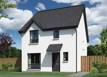 Thumbnail 3 bed detached house for sale in Croll Gardens, Bertha Park, Perth, Perthshire