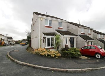 Thumbnail 3 bed link-detached house for sale in Holman Way, Woodlands, Ivybridge