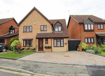 Thumbnail 5 bed detached house for sale in Strone Way, Hayes, Middlesex