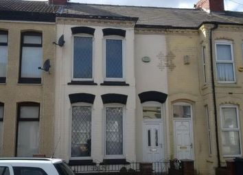 Thumbnail 3 bed terraced house for sale in Bibbys Lane, Bootle, Liverpool, Merseyside