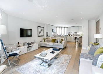 Thumbnail 3 bed flat for sale in Ashburnham Mews, London