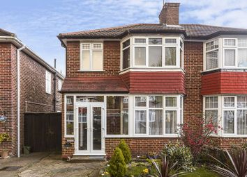 Thumbnail 4 bed semi-detached house for sale in Woodland Rise, Greenford