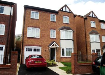 Thumbnail 4 bedroom detached house to rent in Ley Hill Farm Road, Northfield, Birmingham