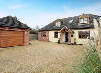 Thumbnail 4 bed detached house to rent in Bushton, Swindon