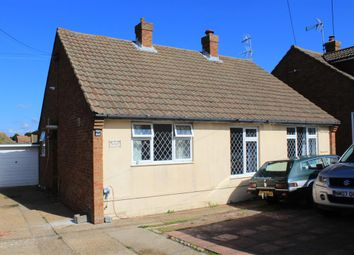 Thumbnail 3 bed detached bungalow for sale in Rattle Road, Stone Cross, Pevensey