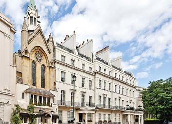 Thumbnail 2 bed flat for sale in West Halkin Street, London