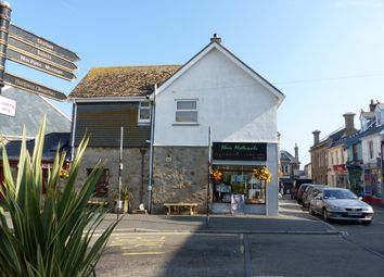 Thumbnail Retail premises for sale in Gabriel Street, St Ives, Cornwall