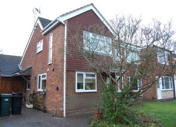 Thumbnail 4 bed semi-detached house for sale in 10 Woodland Close, Albrighton