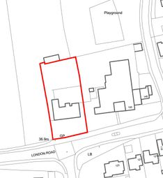 London Road, Copford CO6. Land for sale