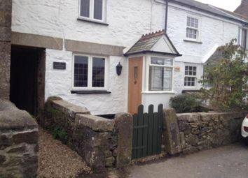 Thumbnail 2 bed end terrace house to rent in Pathfields, St Cleer, Liskeard, Cornwall