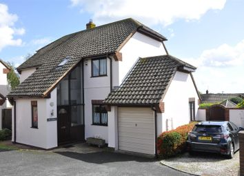 Thumbnail 4 bedroom detached house for sale in Harringcourt Road, Pinhoe, Exeter