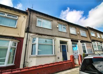 Thumbnail 3 bedroom terraced house for sale in Grace Road, Walton, Liverpool