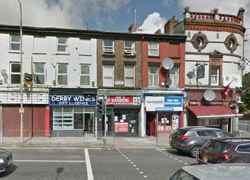 Thumbnail Retail premises for sale in West Derby Road, Anfield, Liverpool
