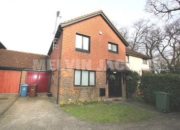 Thumbnail 3 bed link-detached house for sale in Talman Grove, Stanmore, Greater London.