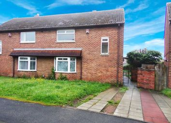 Thumbnail 3 bedroom semi-detached house to rent in Lakeland Drive, Peterlee