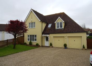 Thumbnail 4 bedroom detached house for sale in Meadow Valley, Great Bricett, Ipswich