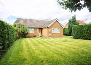 Thumbnail 3 bed detached bungalow for sale in Witham Road, Woodhall Spa