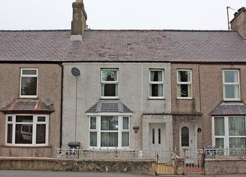 Thumbnail 2 bed terraced house to rent in Alma Terrace, Llangefni