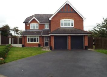 Thumbnail 5 bed detached house for sale in Eanleywood Farm Close, Norton, Runcorn, Cheshire