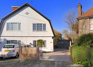 Thumbnail 2 bed semi-detached house for sale in Seaton Road, Wick, Littlehampton