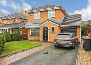 Thumbnail 3 bed detached house for sale in Ringley Meadows, Radcliffe, Manchester