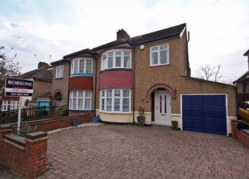 Thumbnail 4 bed semi-detached house for sale in Mount Drive, Harrow