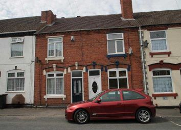 Thumbnail 2 bed terraced house to rent in Clement Road, Halesowen, West Midlands
