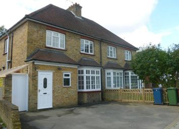 Thumbnail 4 bed semi-detached house to rent in Pinner Hill Road, Pinner