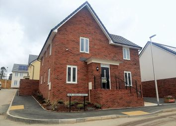 Thumbnail 4 bed detached house for sale in Godwell Lane, Ivybridge