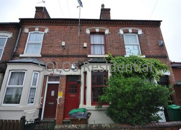 Thumbnail 2 bed terraced house to rent in Thorneywood Rise, Thorneywood, Nottingham