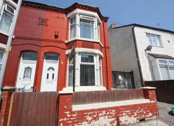Thumbnail 3 bed terraced house for sale in Croxteth Avenue, Litherland, Liverpool