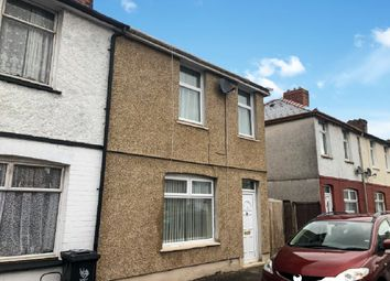 Thumbnail 3 bed end terrace house for sale in Marshfield Street, Newport