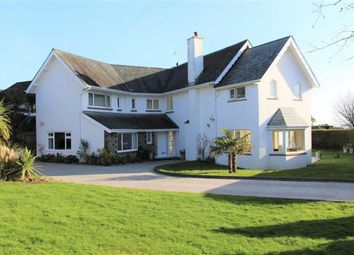Thumbnail 4 bedroom detached house for sale in Beaufort Close, Mumbles, Swansea