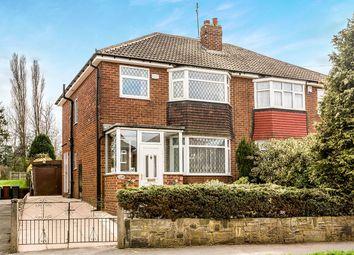 Thumbnail 3 bed semi-detached house for sale in Manston Avenue, Crossgates, Leeds