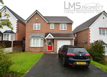 Thumbnail 4 bed detached house for sale in Birkdale Gardens, Winsford