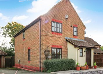 Ashgrove, Orchard Heights, Ashford TN25. 3 bed detached house for sale