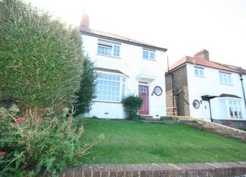 Thumbnail 3 bed semi-detached house for sale in Longland Road, Eastbourne, East Sussex