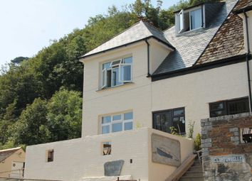 Thumbnail 3 bed semi-detached house for sale in Polean Lane, Polperro Road, Looe