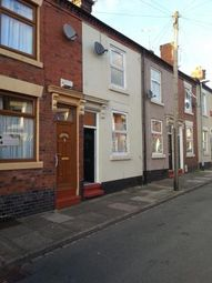 Thumbnail 2 bed terraced house to rent in Woolrich Street, Middleport, Stoke On Trent, Staffordshire