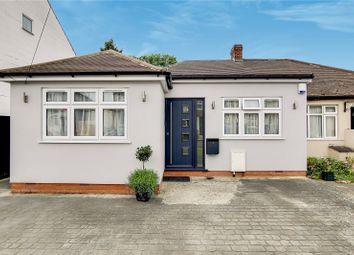 Corbylands Road, Sidcup, Kent DA15. 3 bed bungalow