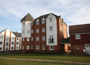 Thumbnail 2 bed flat to rent in Woodpecker Court, Queens Hills, Norwich