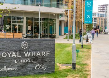 John Cabot House, Royal Wharf, Royal Docks E16. 1 bed flat