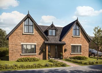 Thumbnail 4 bed detached house for sale in Plot 4, Gayton Chase, Strathearn Road, Lower Heswall