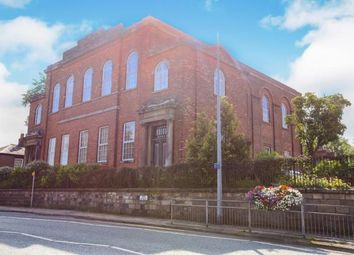Thumbnail 1 bed flat for sale in Park Hall, James Street, Macclesfield, Cheshire
